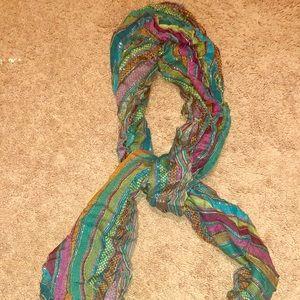 Accessories - 🆕 Women's Multi-Colored Scarf